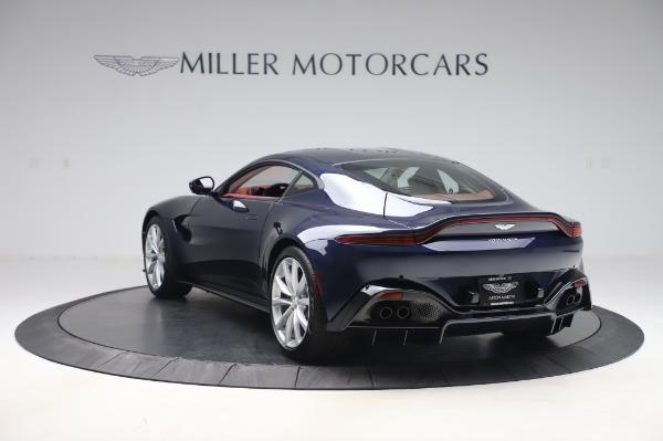 New 2020 Aston Martin Vantage for sale $177,481 at McLaren Greenwich in Greenwich CT 06830 4