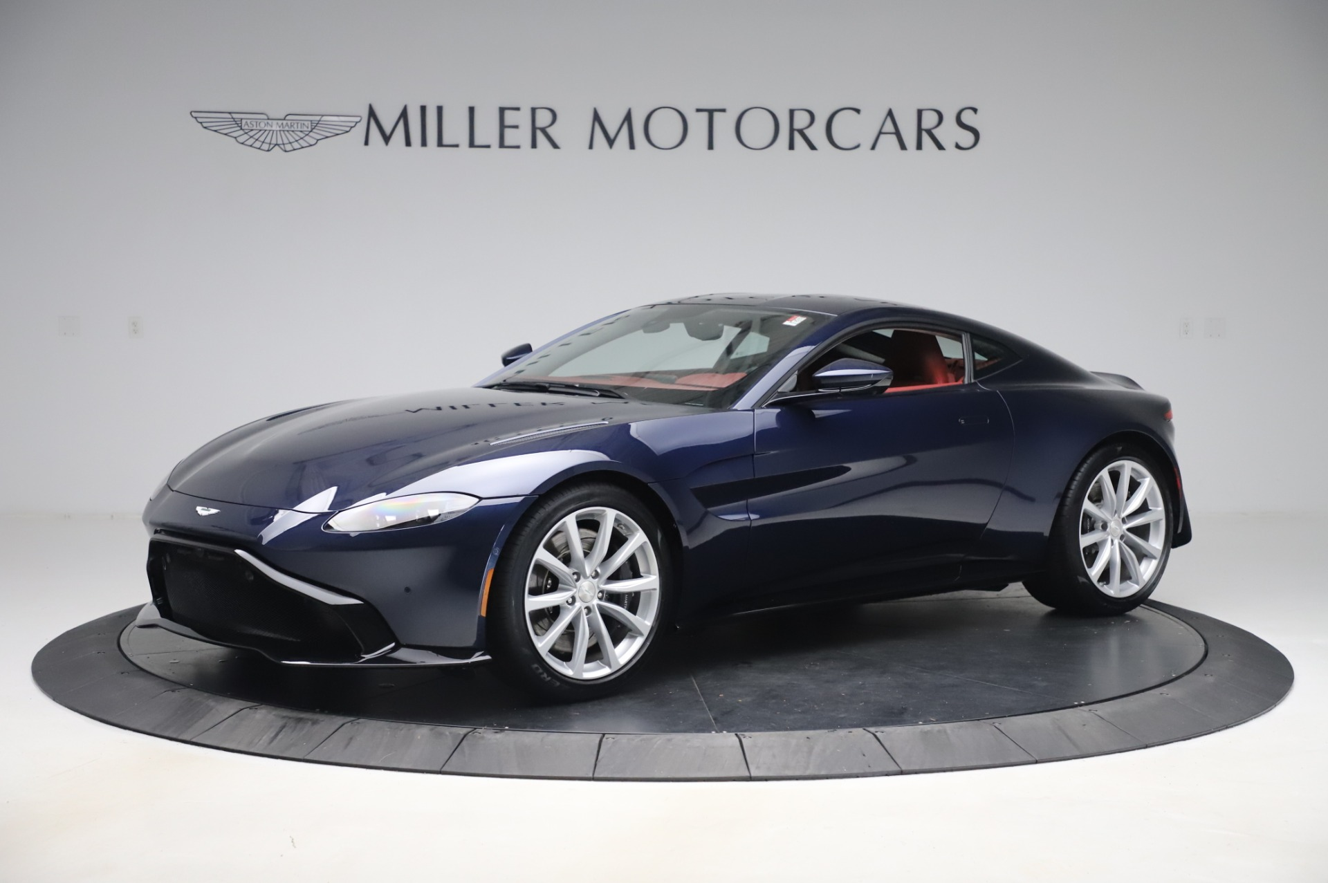 New 2020 Aston Martin Vantage Coupe for sale $177,481 at McLaren Greenwich in Greenwich CT 06830 1