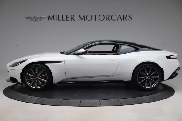New 2020 Aston Martin DB11 V8 Coupe for sale $233,266 at McLaren Greenwich in Greenwich CT 06830 2