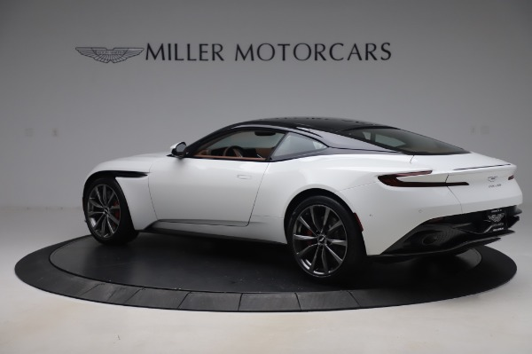 New 2020 Aston Martin DB11 V8 Coupe for sale $233,266 at McLaren Greenwich in Greenwich CT 06830 3