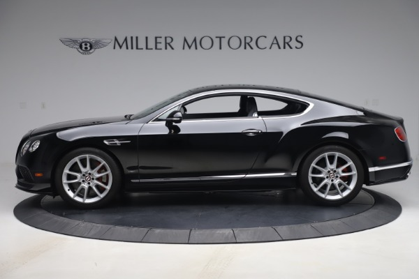 Used 2016 Bentley Continental GT V8 S for sale $119,900 at McLaren Greenwich in Greenwich CT 06830 3