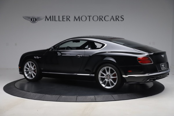 Used 2016 Bentley Continental GT V8 S for sale $119,900 at McLaren Greenwich in Greenwich CT 06830 4