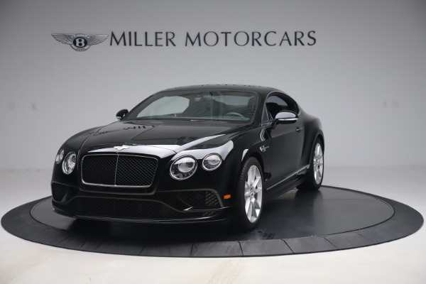 Used 2016 Bentley Continental GT V8 S for sale $119,900 at McLaren Greenwich in Greenwich CT 06830 1