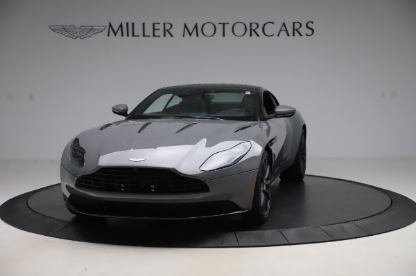 New 2020 Aston Martin DB11 V12 AMR Coupe for sale Sold at McLaren Greenwich in Greenwich CT 06830 2