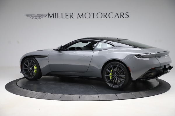 New 2020 Aston Martin DB11 V12 AMR Coupe for sale Sold at McLaren Greenwich in Greenwich CT 06830 4