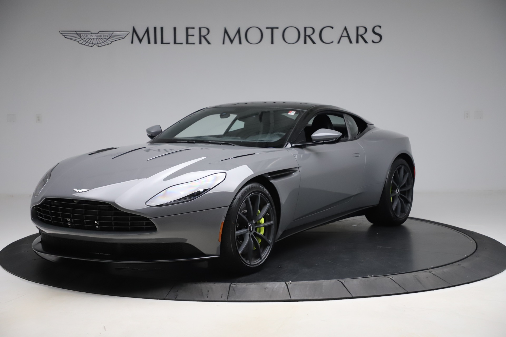 New 2020 Aston Martin DB11 V12 AMR Coupe for sale $265,421 at McLaren Greenwich in Greenwich CT 06830 1