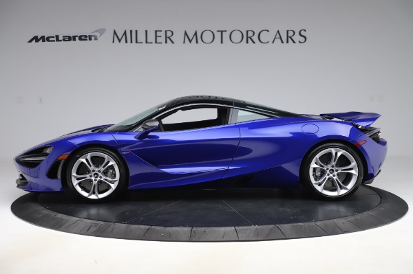 New 2020 McLaren 720S Coupe for sale $349,050 at McLaren Greenwich in Greenwich CT 06830 2