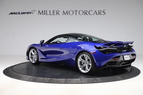 New 2020 McLaren 720S Coupe for sale $349,050 at McLaren Greenwich in Greenwich CT 06830 3