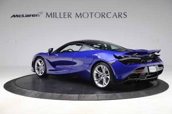New 2020 McLaren 720S Performance for sale $349,050 at McLaren Greenwich in Greenwich CT 06830 3