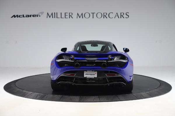 New 2020 McLaren 720S Performance for sale $349,050 at McLaren Greenwich in Greenwich CT 06830 4