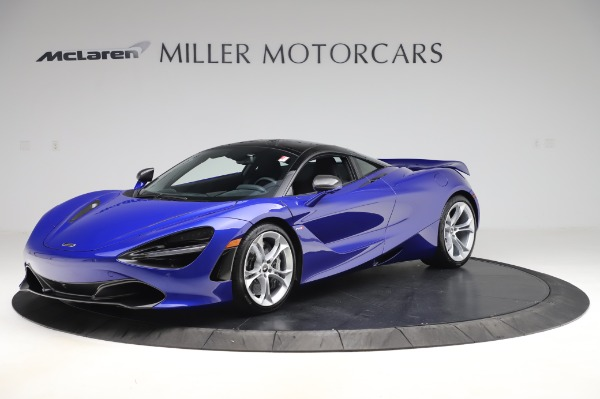New 2020 McLaren 720S Performance for sale $349,050 at McLaren Greenwich in Greenwich CT 06830 1