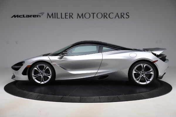 New 2020 McLaren 720S Coupe for sale $347,550 at McLaren Greenwich in Greenwich CT 06830 2