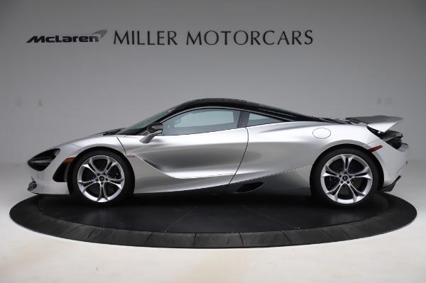 New 2020 McLaren 720S Performance for sale $347,550 at McLaren Greenwich in Greenwich CT 06830 2
