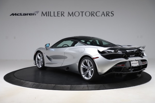 New 2020 McLaren 720S Coupe for sale $347,550 at McLaren Greenwich in Greenwich CT 06830 3