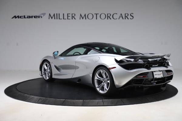 New 2020 McLaren 720S Performance for sale $347,550 at McLaren Greenwich in Greenwich CT 06830 3