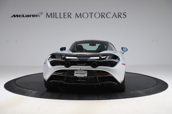 New 2020 McLaren 720S Coupe for sale $347,550 at McLaren Greenwich in Greenwich CT 06830 4