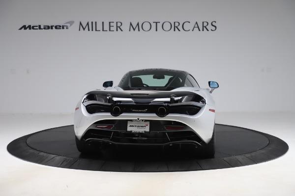 New 2020 McLaren 720S Performance for sale $347,550 at McLaren Greenwich in Greenwich CT 06830 4