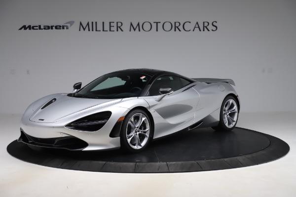 New 2020 McLaren 720S Performance for sale $347,550 at McLaren Greenwich in Greenwich CT 06830 1