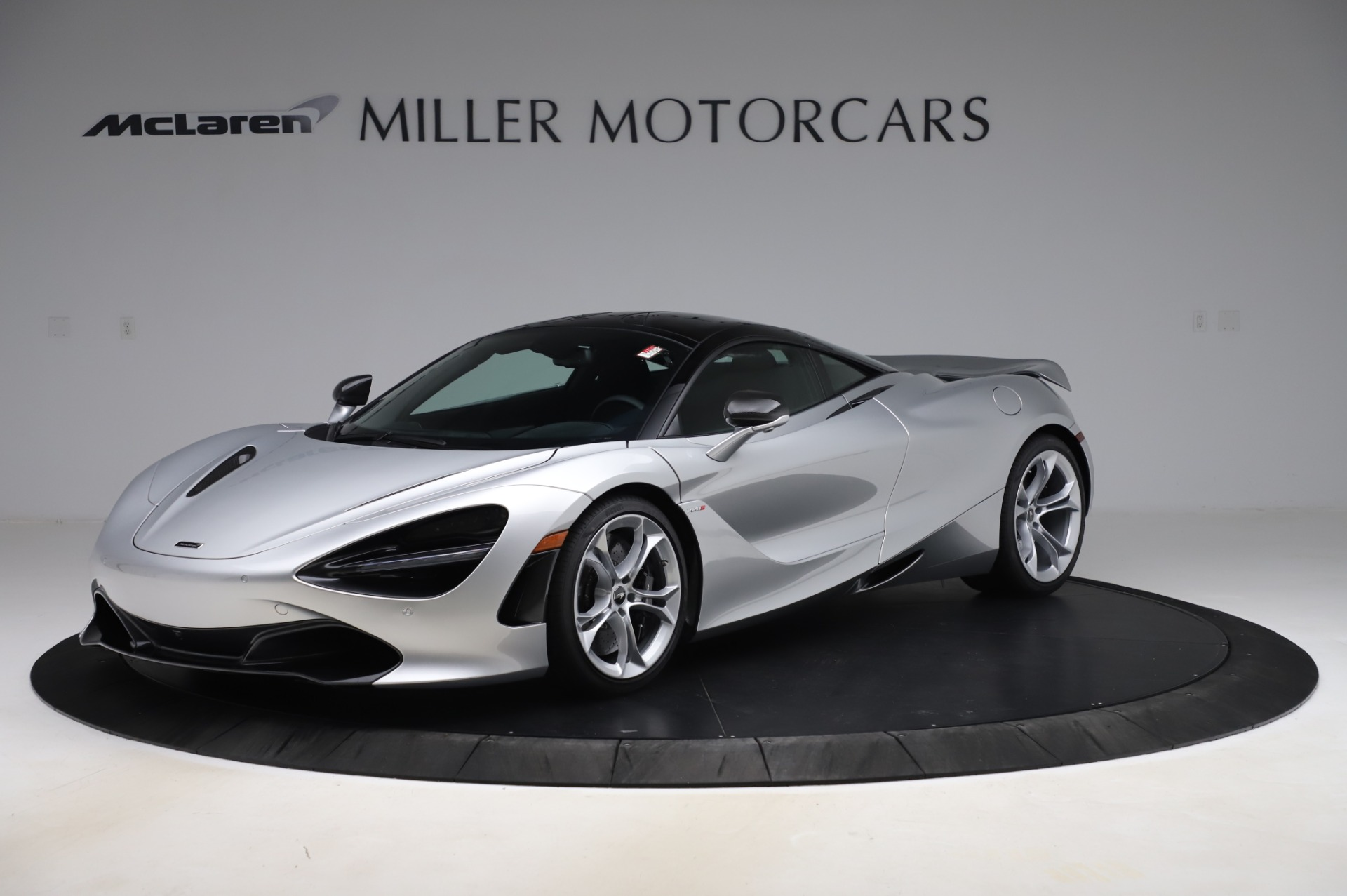 New 2020 McLaren 720S Coupe for sale $347,550 at McLaren Greenwich in Greenwich CT 06830 1