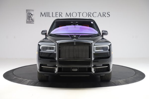 New 2020 Rolls-Royce Cullinan Black Badge for sale $433,950 at McLaren Greenwich in Greenwich CT 06830 2