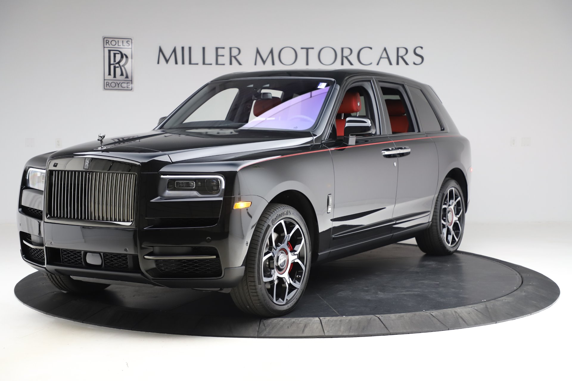New 2020 Rolls-Royce Cullinan Black Badge for sale $433,950 at McLaren Greenwich in Greenwich CT 06830 1