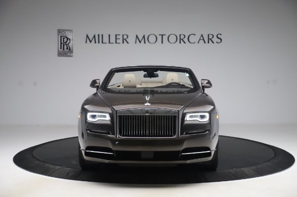 Used 2017 Rolls-Royce Dawn for sale $254,900 at McLaren Greenwich in Greenwich CT 06830 2