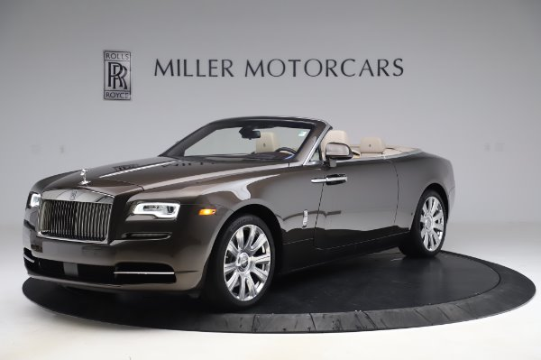 Used 2017 Rolls-Royce Dawn for sale $254,900 at McLaren Greenwich in Greenwich CT 06830 3