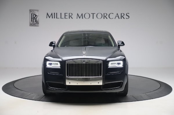 Used 2015 Rolls-Royce Ghost Base for sale Call for price at McLaren Greenwich in Greenwich CT 06830 2