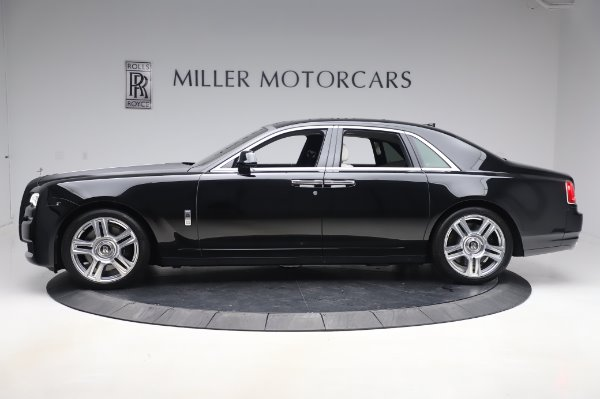 Used 2015 Rolls-Royce Ghost Base for sale Call for price at McLaren Greenwich in Greenwich CT 06830 4