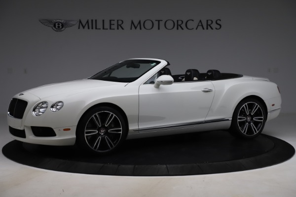 Used 2014 Bentley Continental GT V8 for sale $106,900 at McLaren Greenwich in Greenwich CT 06830 2