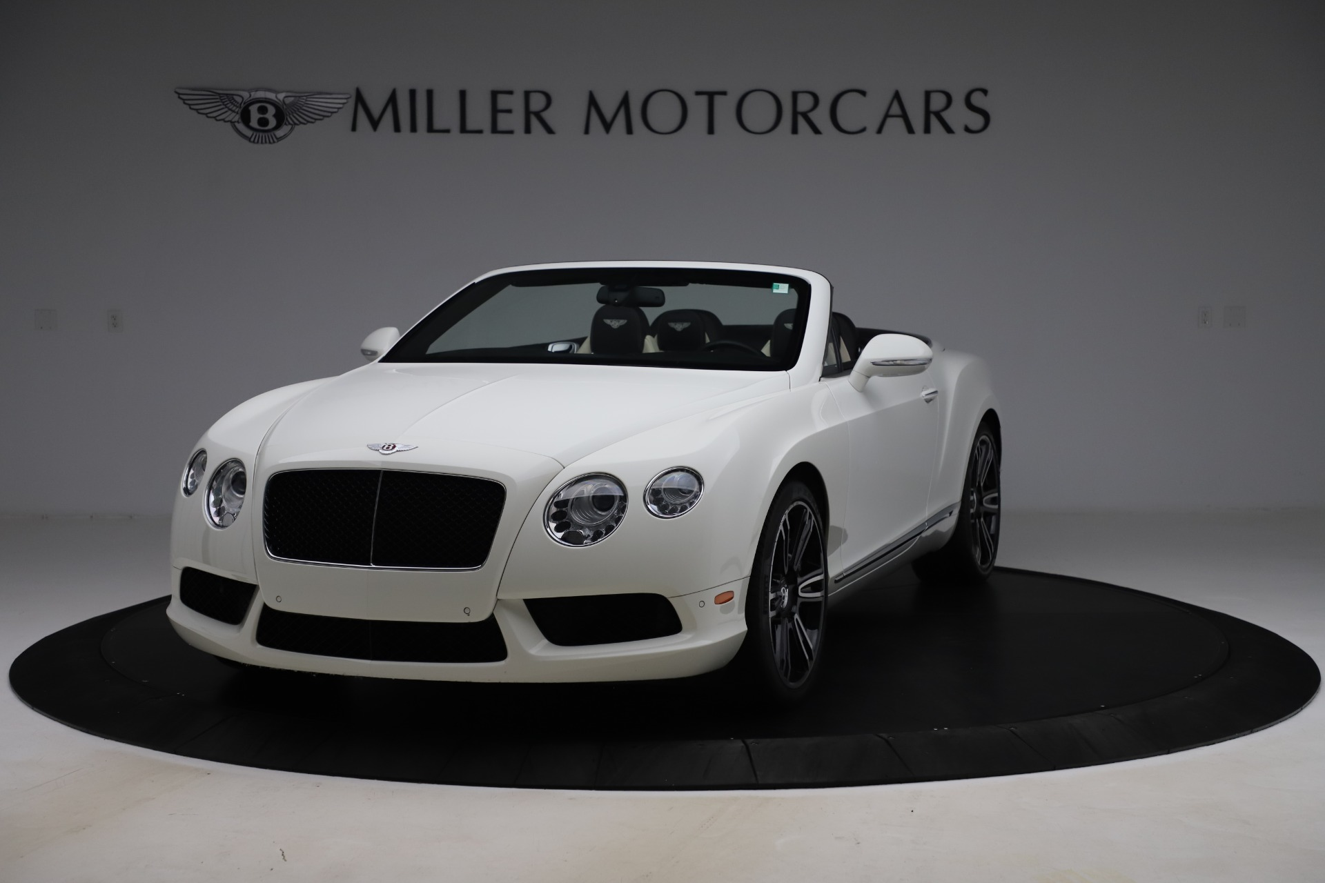 Used 2014 Bentley Continental GT V8 for sale $106,900 at McLaren Greenwich in Greenwich CT 06830 1