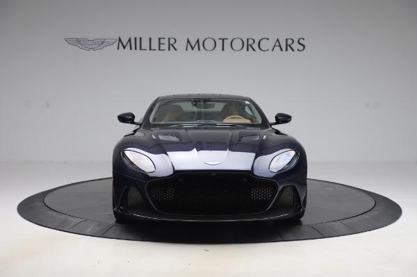 New 2020 Aston Martin DBS Superleggera for sale $338,286 at McLaren Greenwich in Greenwich CT 06830 2