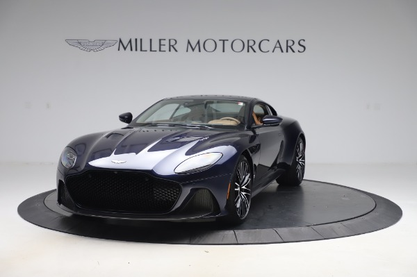New 2020 Aston Martin DBS Superleggera Coupe for sale $338,286 at McLaren Greenwich in Greenwich CT 06830 3