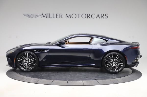 New 2020 Aston Martin DBS Superleggera Coupe for sale $338,286 at McLaren Greenwich in Greenwich CT 06830 4