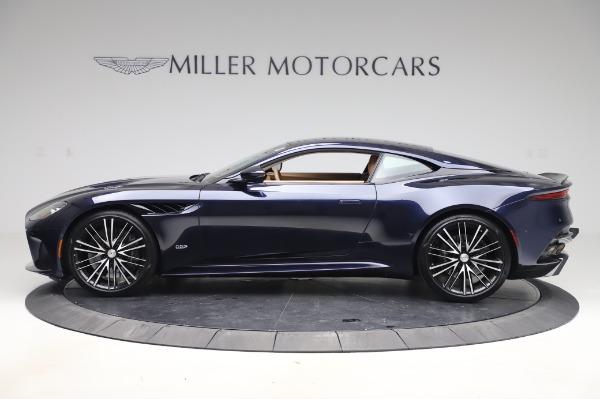 New 2020 Aston Martin DBS Superleggera for sale $338,286 at McLaren Greenwich in Greenwich CT 06830 4