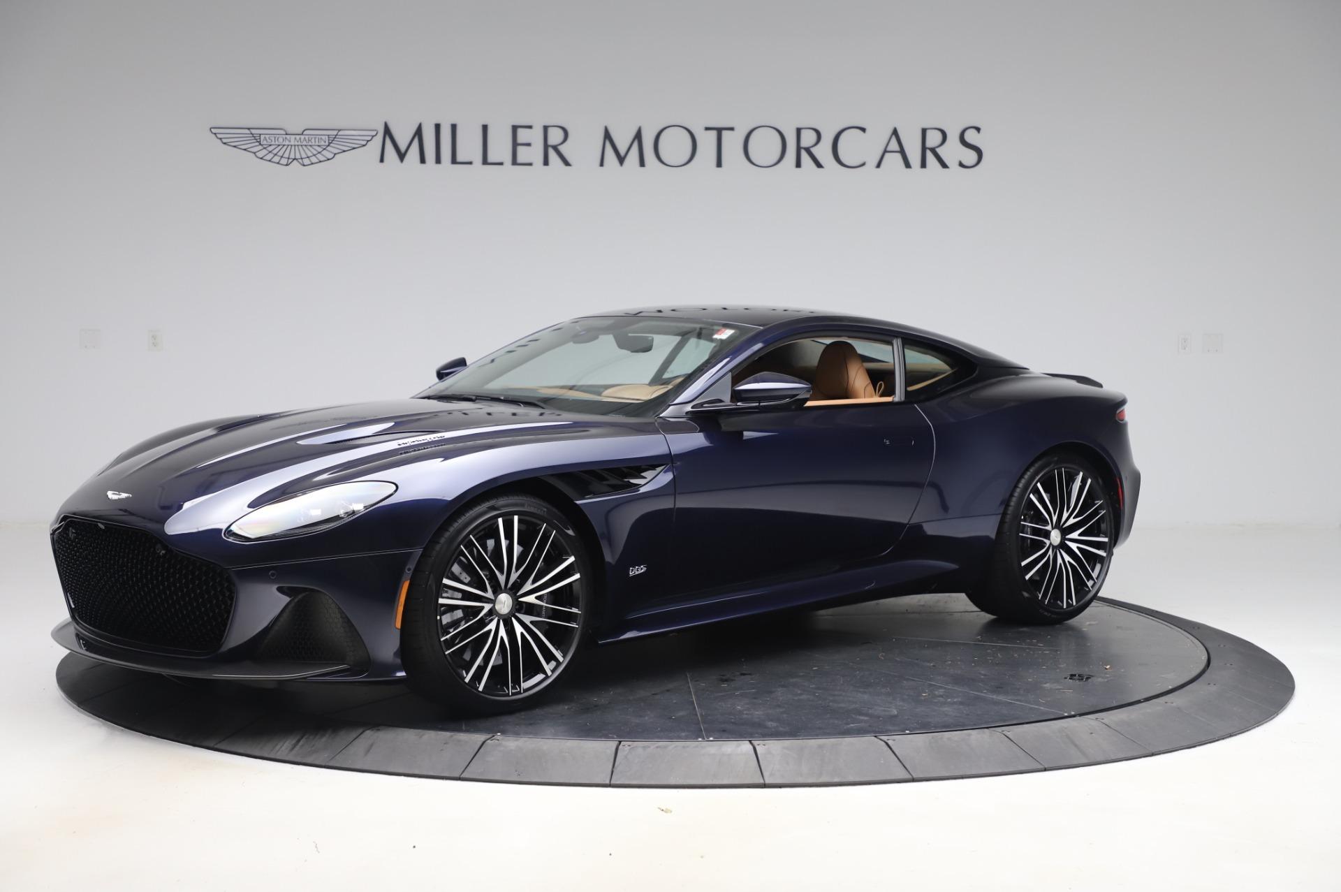 New 2020 Aston Martin DBS Superleggera for sale $338,286 at McLaren Greenwich in Greenwich CT 06830 1