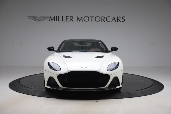 New 2020 Aston Martin DBS Superleggera for sale $337,686 at McLaren Greenwich in Greenwich CT 06830 2