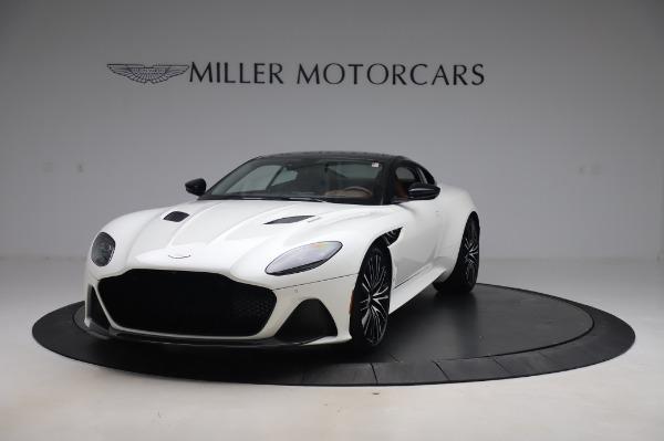 New 2020 Aston Martin DBS Superleggera Coupe for sale $337,686 at McLaren Greenwich in Greenwich CT 06830 3