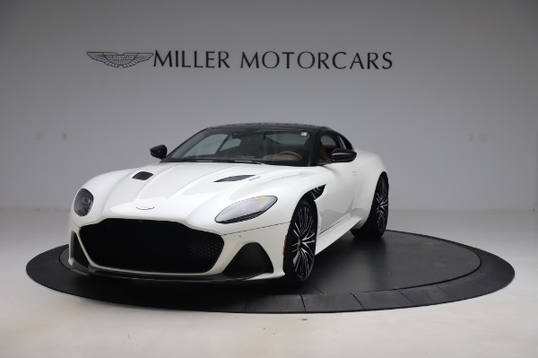 New 2020 Aston Martin DBS Superleggera for sale $337,686 at McLaren Greenwich in Greenwich CT 06830 3