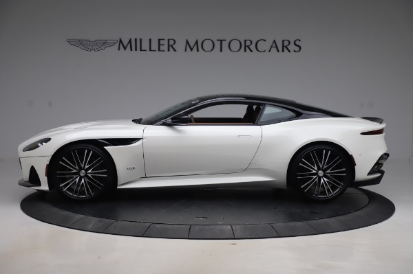 New 2020 Aston Martin DBS Superleggera for sale $337,686 at McLaren Greenwich in Greenwich CT 06830 4