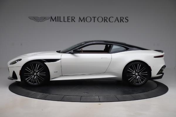 Used 2020 Aston Martin DBS Superleggera for sale $299,990 at McLaren Greenwich in Greenwich CT 06830 4