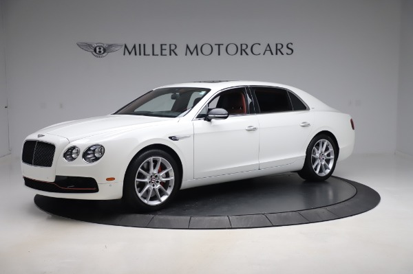 Used 2018 Bentley Flying Spur V8 S for sale Sold at McLaren Greenwich in Greenwich CT 06830 2