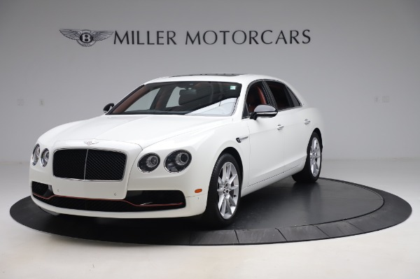 Used 2018 Bentley Flying Spur V8 S for sale Sold at McLaren Greenwich in Greenwich CT 06830 1
