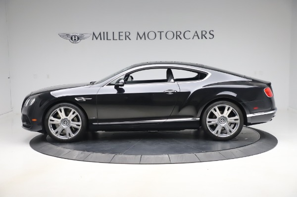 Used 2016 Bentley Continental GT W12 for sale $124,900 at McLaren Greenwich in Greenwich CT 06830 3
