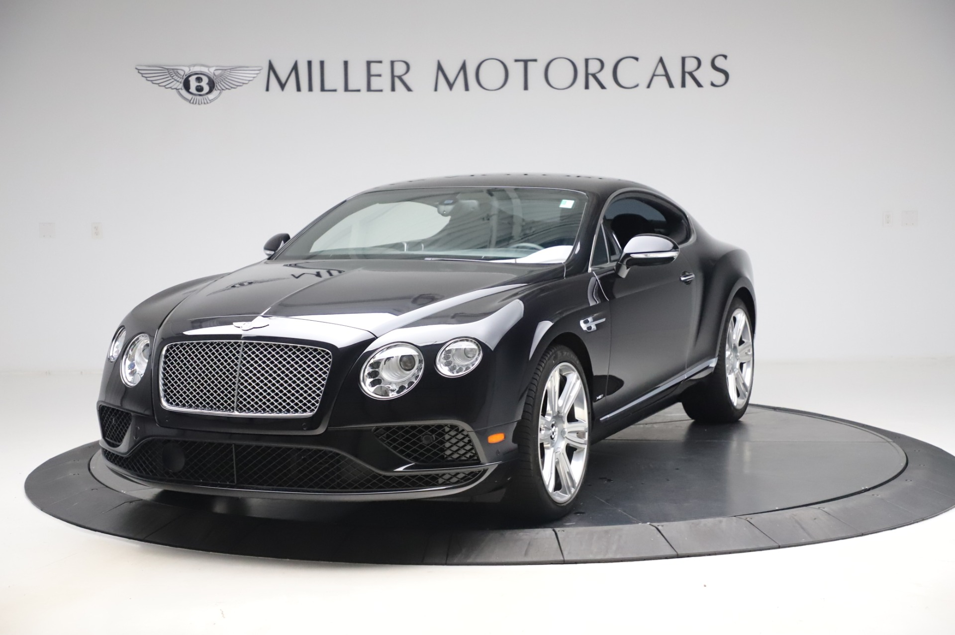 Used 2016 Bentley Continental GT W12 for sale $124,900 at McLaren Greenwich in Greenwich CT 06830 1