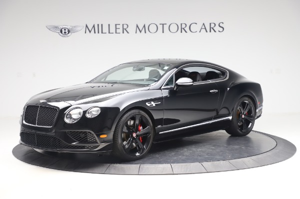 Used 2017 Bentley Continental GT V8 S for sale $133,900 at McLaren Greenwich in Greenwich CT 06830 2
