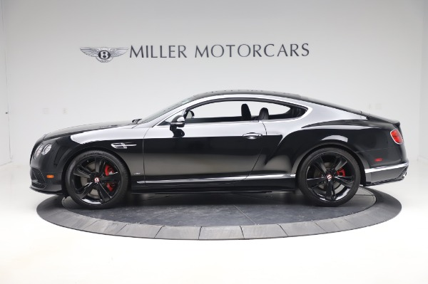 Used 2017 Bentley Continental GT V8 S for sale $133,900 at McLaren Greenwich in Greenwich CT 06830 3