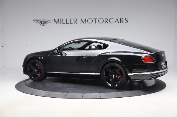 Used 2017 Bentley Continental GT V8 S for sale $133,900 at McLaren Greenwich in Greenwich CT 06830 4