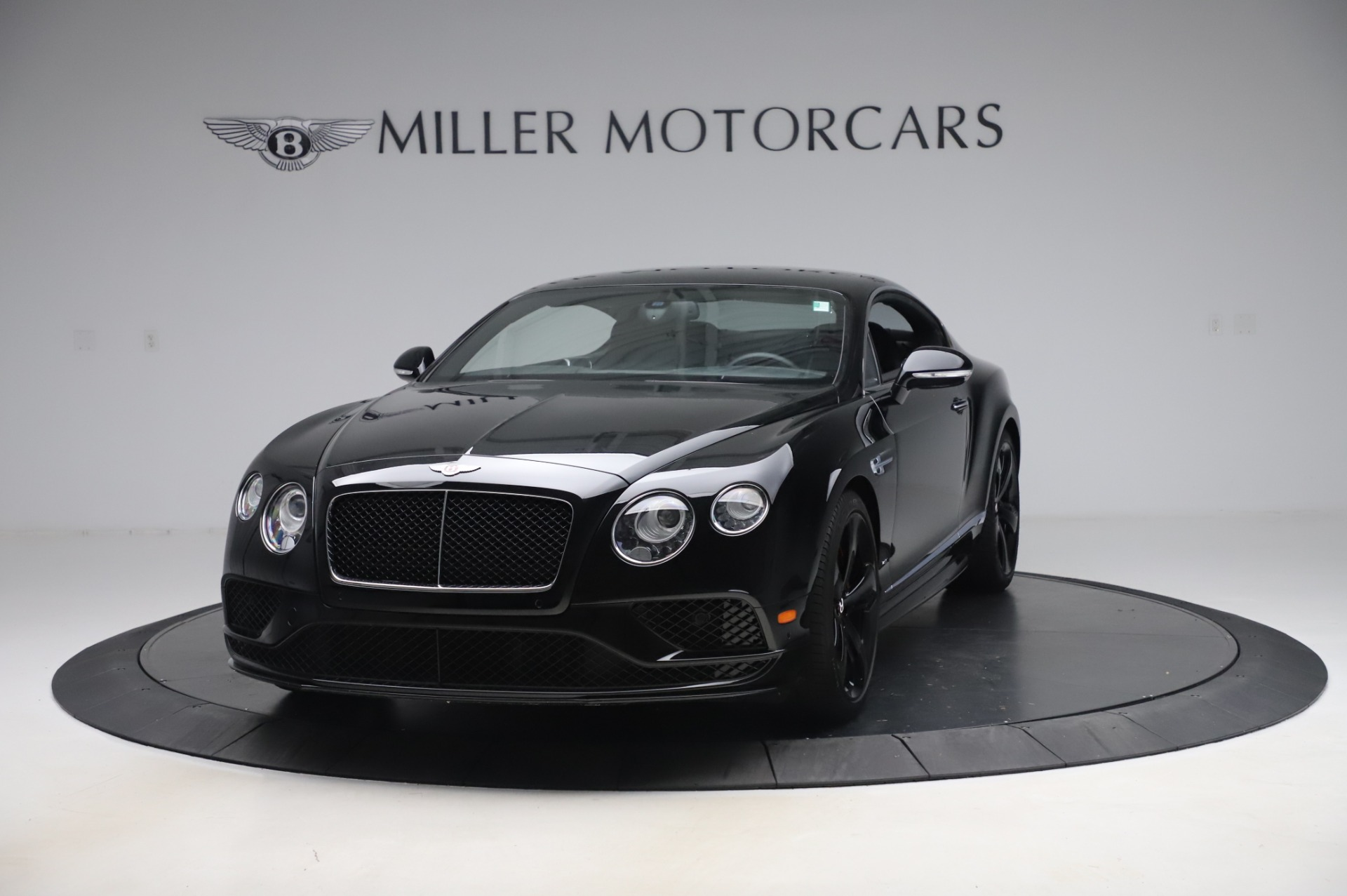 Used 2017 Bentley Continental GT V8 S for sale $133,900 at McLaren Greenwich in Greenwich CT 06830 1