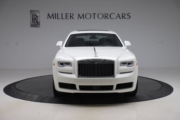 Used 2018 Rolls-Royce Ghost for sale $247,900 at McLaren Greenwich in Greenwich CT 06830 2